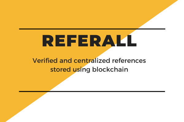 Referall-Startup